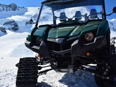 2015 Yamahah Kaunertal Gletscher